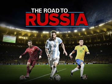 The Road to Russia Episode 040 logo